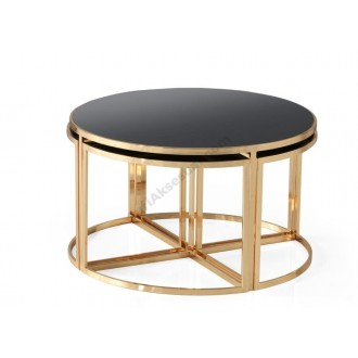 Safir Round Coffee Table...