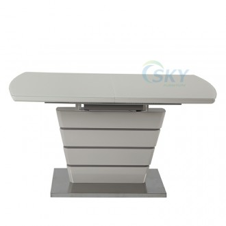 Dinning table extendable